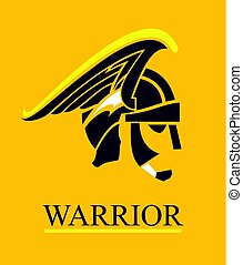 yellow winged warrior