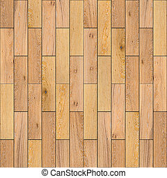 Yellow Wood Parquet Floor. Seamless Texture. - Yellow Wood...