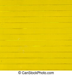 yellow wooden background of beach