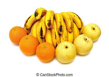 Yellowish Fruits