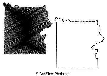 Yellowstone National Park map - Yellowstone National Park...