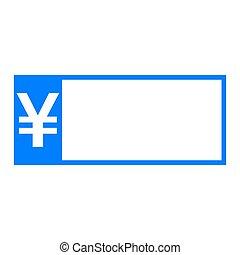 yen, billet banque