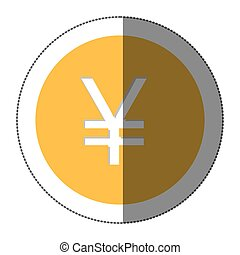 yen currency symbol icon