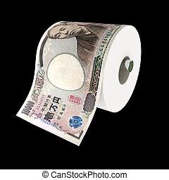 yen lost power
