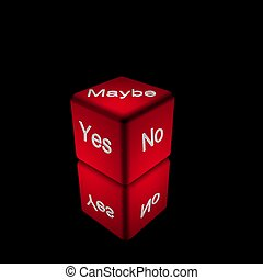 yes no dice