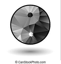 yin yang, アイコン
