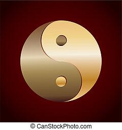 ying, oro, yang