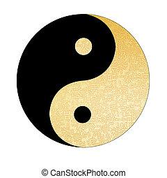 ying-yang, symbool