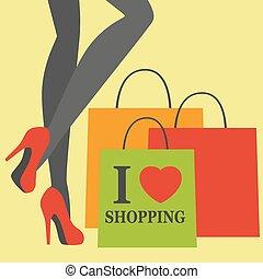 yo, amor, compras