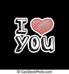 yo, amor