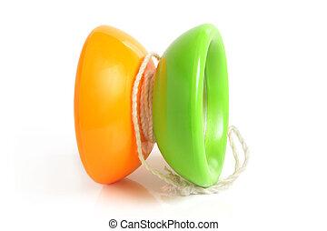yo-yo, giocattolo