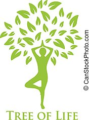 yoga and the tree of life