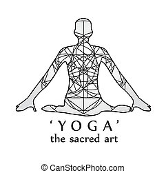 yoga-, art, sacré