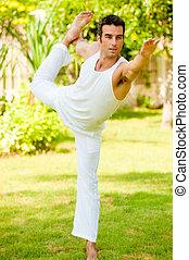 yoga bábu