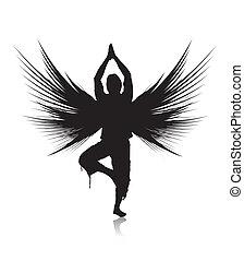yoga composition