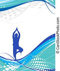 yoga, composizione