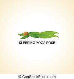 yoga concept