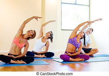 yoga klasa