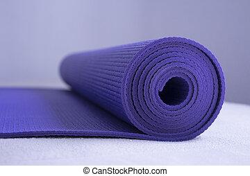 Yoga mat - Yoga, Exercise Mat, Exercising, Exercise ...