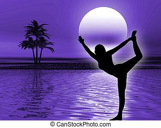 Yoga meditation