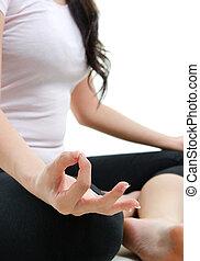 yoga, meditazione