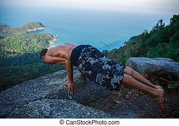 yoga obsadzają