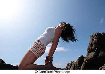 yoga on the rocks 17