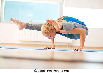 yoga, praktik