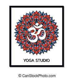 Yoga studio business template