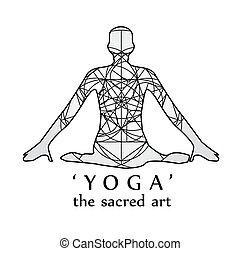 Yoga- the sacred art