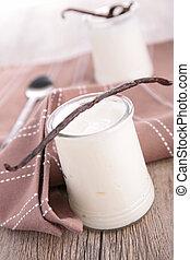 yoghurt, product, melkinrichting