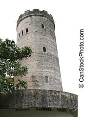 Yokahu Tower at El Yunque