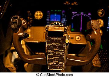 Yoke - Boeing 747-400 Yoke