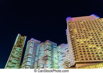 Yokohama city