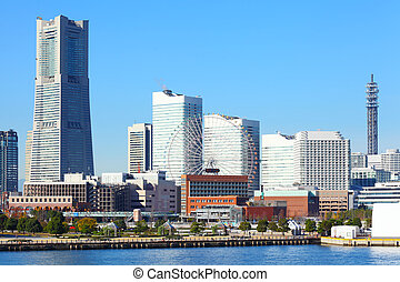 Yokohama city