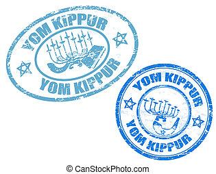 yom kippur, sellos