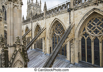 York Church Architecture