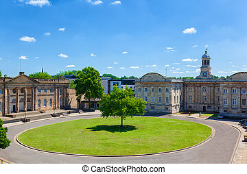 York Crown Court , England - York Crown Court, North...