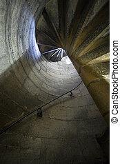 York Minster Staircase