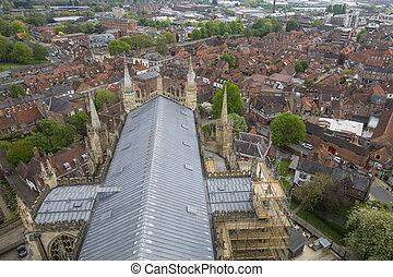 York Minster View