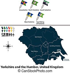Yorkshire and the Humber, United Kingdom