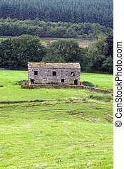 Yorkshire Stone Barn