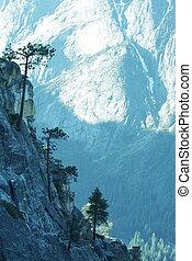 Yosemite mountains - Yosemite