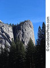 Yosemite National Park Mountain