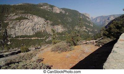 Yosemite Nationalpark, United States - Graded and stabilized...