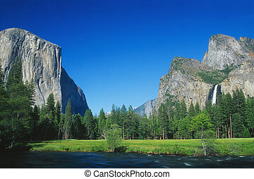 Yosemite National Park - Yosemite Valley, Yosemite National...