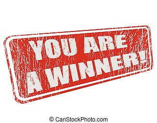you are winner