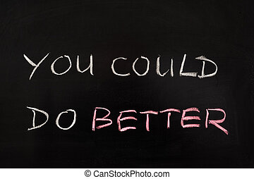 Image result for I can do better clipart