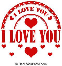 you-stamp, miłość