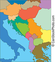 yougoslavie, ancien, pays